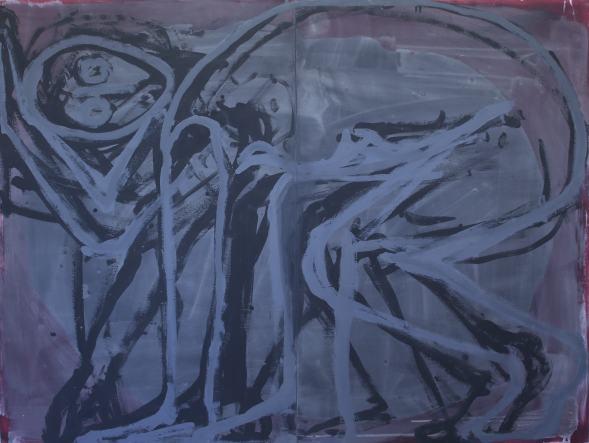 G.Saxelby, Propel, 120x160cm